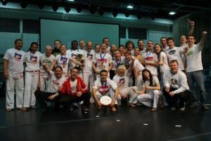 Jogos Europeus 2010 - Salzburg