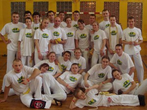 Zdjęcie grupy poznańskiej (Gdynia 2008).