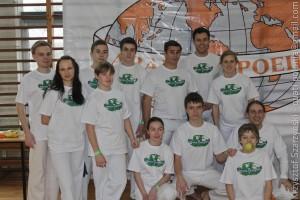 X. Batizado ABADA Capoeira Polonia - Gdynia 2012